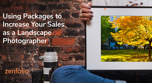 Creating Framing Packages for your Fine Art and Landscape Images