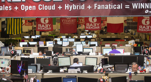 Rackspace Named a Leader in Forrester Wave for Hosted Private Cloud